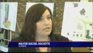 Berlin Mayor Rachel Rochette